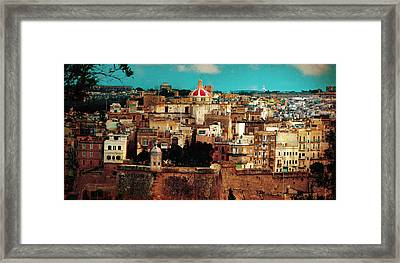 Malta Framed Print by Christo Christov