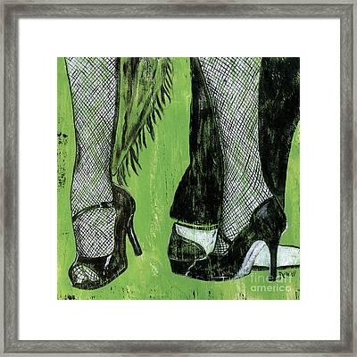Mambo Framed Print by Debbie DeWitt