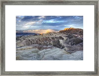 Manly Beacon Framed Print by Juli Scalzi