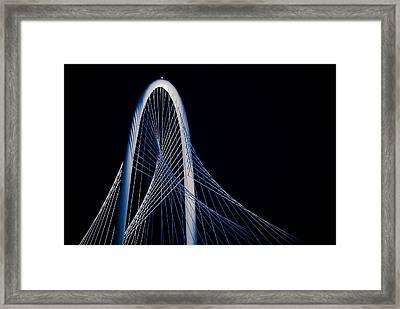 Margaret Hunt Hill Bridge Framed Print by Darryl Dalton