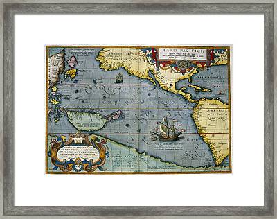 Maris Pacifici Framed Print by British Library