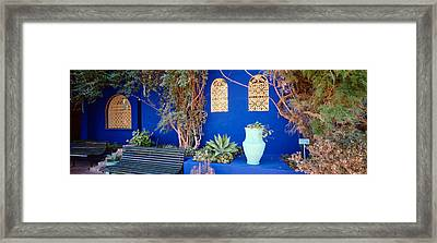 Marrakech, Morocco Framed Print by Panoramic Images