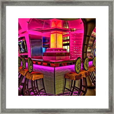 Martinis Framed Print by Maria Coulson