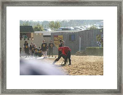 Maryland Renaissance Festival - Jousting And Sword Fighting - 121273 Framed Print by DC Photographer