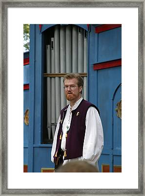 Maryland Renaissance Festival - Mike Rose - 12122 Framed Print by DC Photographer