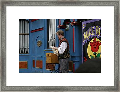 Maryland Renaissance Festival - Mike Rose - 12127 Framed Print by DC Photographer