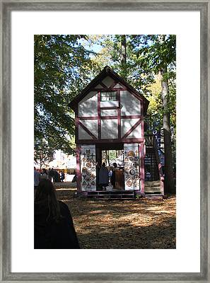 Maryland Renaissance Festival - People - 121238 Framed Print by DC Photographer
