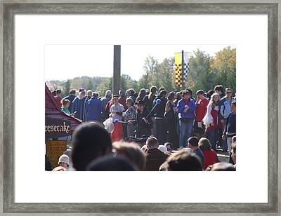 Maryland Renaissance Festival - People - 121246 Framed Print by DC Photographer