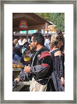 Maryland Renaissance Festival - People - 121248 Framed Print by DC Photographer