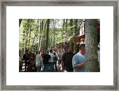 Maryland Renaissance Festival - People - 121276 Framed Print by DC Photographer