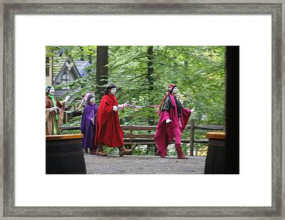 Maryland Renaissance Festival - People - 121289 Framed Print by DC Photographer