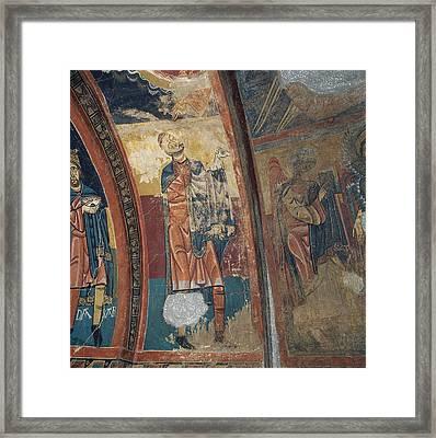 Master Of Santa Maria De Taull  Framed Print by Celestial Images