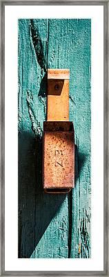 Match Box Framed Print by  Onyonet  Photo Studios
