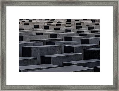 Mausoleum Framed Print by Patrizio Cipollini