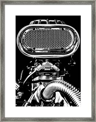Maximum Rpm Framed Print by Steven Milner