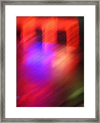 May Cooler Heads Prevail Framed Print by Guy Ricketts