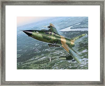 Mc Inerney's Thud Framed Print by Stu Shepherd