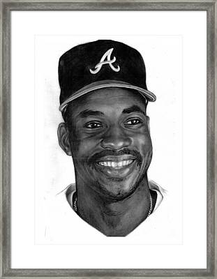 Mcgriff Framed Print by Harry West