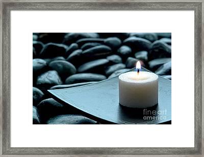 Meditation  Framed Print by Olivier Le Queinec