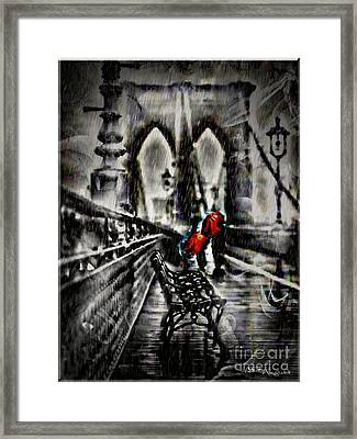 Memories Framed Print by Christine Mayfield