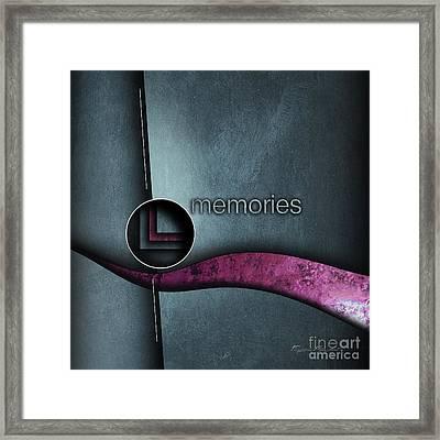 Memories Framed Print by Franziskus Pfleghart