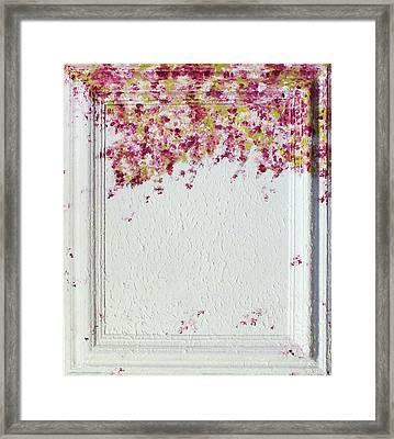 Memories I Framed Print by Anna Villarreal Garbis