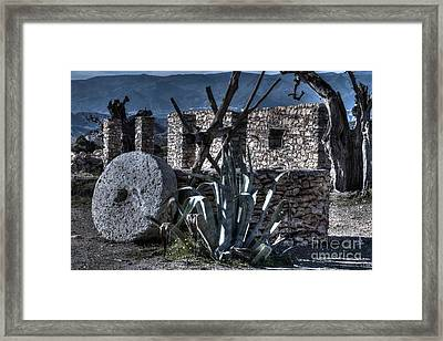 Memories Of The Past Framed Print by Heiko Koehrer-Wagner