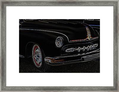 Mercury Glow Framed Print by Steve McKinzie