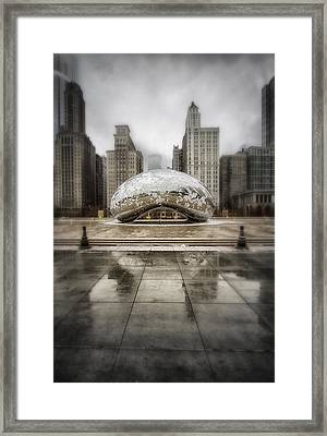 Mercury In Millennium Framed Print by Russell Styles