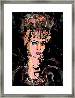 Mermaid Framed Print by Natalie Holland