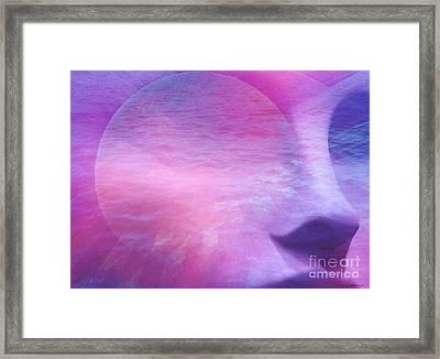 Mesmerized Framed Print by Elizabeth McTaggart