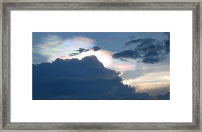 Mesmerizing Framed Print by Sayali Mahajan