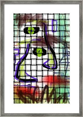 The Nabu  Framed Print by Paul Sutcliffe