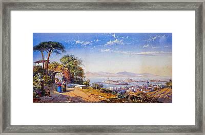 Messina Framed Print by Celestial Images