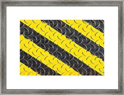 Metal Framed Print by Tom Gowanlock