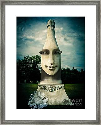 Metamorphosis Framed Print by Colleen Kammerer