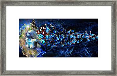 Metamorphosis Framed Print by Michael Durst