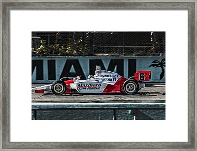 Mhs Indy Framed Print by Kevin Cable