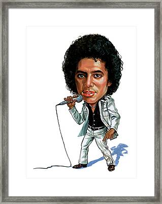 Michael Jackson Framed Print by Art