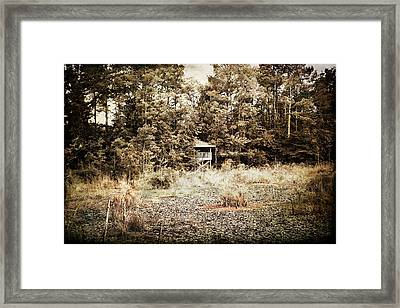 Middle Of Nowhere Framed Print by Ester  Rogers