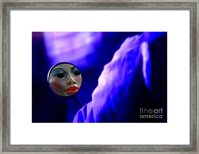 Midnight Rider Framed Print by Jeff Breiman