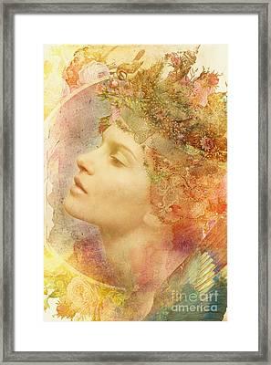 Midsummer Framed Print by Aimee Stewart