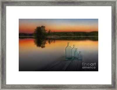 Midsummer Magic Framed Print by Veikko Suikkanen