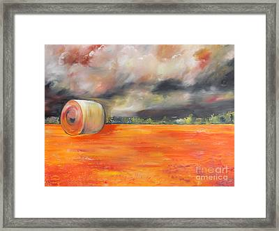 Midwest Grandeure Framed Print by PainterArtist FIN