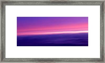 Midwestern Skies Framed Print by Nick Gustafson