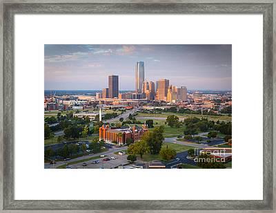 Mil001-105 Framed Print by Cooper Ross