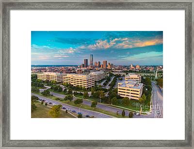 Mil001-63 Framed Print by Cooper Ross
