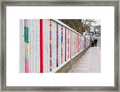 Mill Road  Framed Print by Tom Gowanlock
