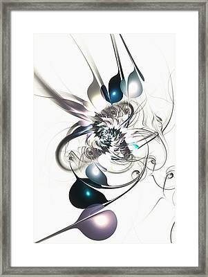 Mimic Framed Print by Anastasiya Malakhova