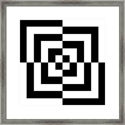Mind Games 10 Framed Print by Mike McGlothlen